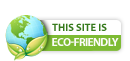 This site is eco-friendly.